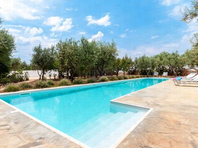 Photo for A luxury holiday in an ancient country mill with Private Pool