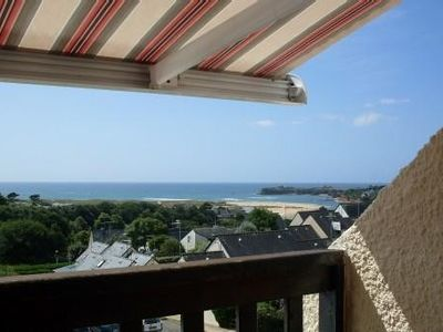 Photo for -balcony apartment with panoramic sea views & heated pool