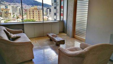 Photo for Spacious and cozy apartment with beautiful view
