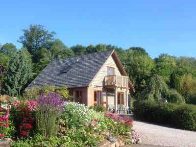 Photo for 3 bedroom Log Cabin in Clifton-on-Teme - CC099