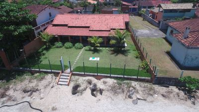 Photo for House FOOT IN THE SAND, Quinta do Guaraú, Peruibe, DIVERS