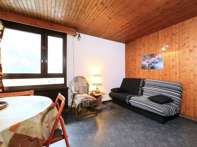 Photo for Apartment L'Aiguille du Midi in Chamonix - 2 persons, 1 bedrooms