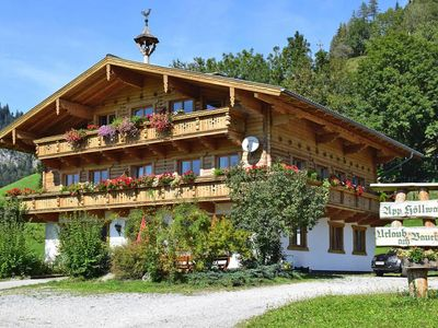Photo for Haus Höllwart , Goldegg am See  in Salzburger Sportwelt - 6 persons, 2 bedrooms