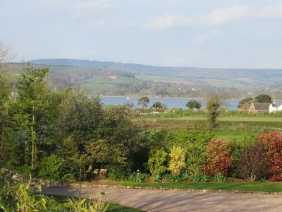 Photo for Beautiful  One Bedroom  Holiday Flat With Stunning Exe Estuary Views, Lympstone