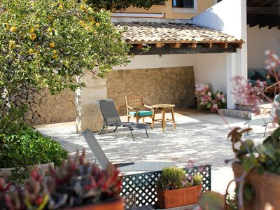 Photo for Casa Roja in Mallorca, near the beach, with 6 bedrooms, it can accommodate up to 12 guests