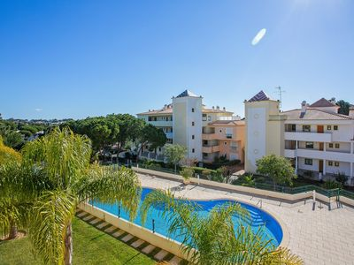 Photo for Santa Eulalia Apartment, Sleeps 6 with Pool, Air Con and WiFi