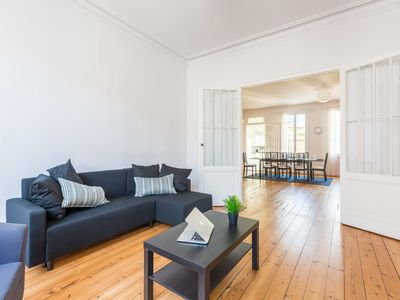 Photo for Bright and Spacious Duplex, sleeps 8