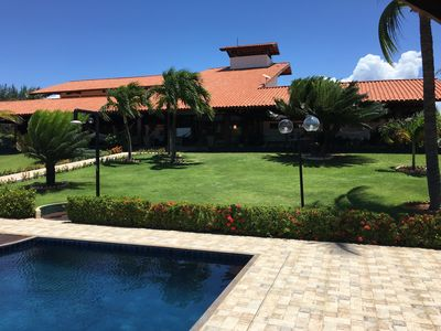 Photo for House in Cumbuco Beach 6 stars - 6 Suites and 2 master. Land 4. 000M2.