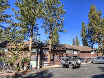 Photo for Cancel for Free South Lake Tahoe Retreat w/2 Bedrooms