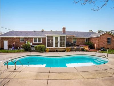 Photo for Vacation Home with Private pool and Hottub located minutes to local Beaches
