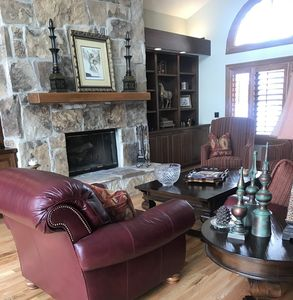 Photo for Park Meadows Townhome on Golf Course