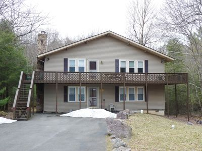 Photo for 5BR Country House / Chateau Vacation Rental in Blakeslee, Pennsylvania