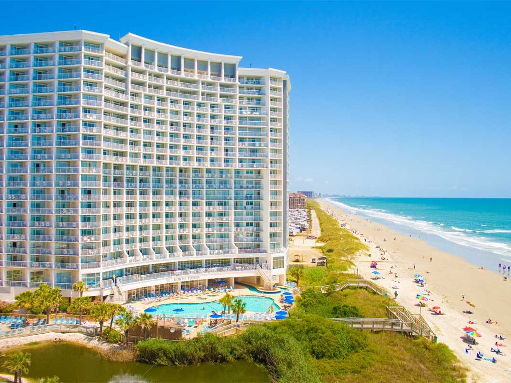 Sea Watch 705 Great Oceanfront Condo Myrtle Beach Myrtle Beach Grand Strand Area South