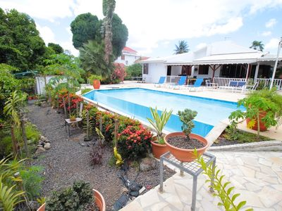 Photo for Villa Mahé for 8 people with private swimming pool Promotion box for 2 Pers!