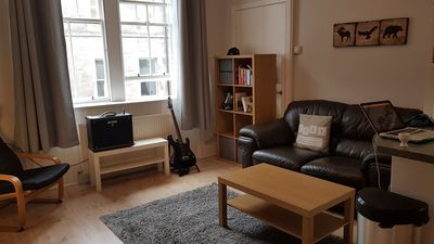 Photo for Beautiful Stylish Apartment In the heart of The Historic Canongate