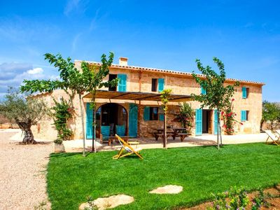 Photo for Holiday cottage Ses Salines for 6 - 8 people with 3 bedrooms - Holiday home