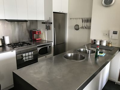 Photo for Cozy 2BR with parking in the centre of town