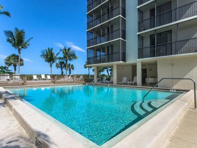 Photo for Vanderbilt Beach High Rise Gulf View and Beach Access Condo -One of the Only Beachfront Condo's That Allow's 2 Week Rentals!