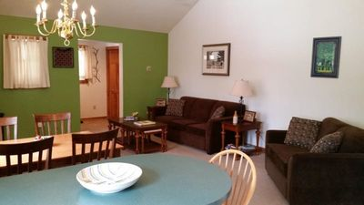 Photo for Stowe Village Condo - Bring the kids to this cozy 1 BR in Downtown Stowe!