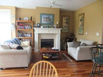 Photo for Two storey house overlooking park in a desirable Nanaimo residential area