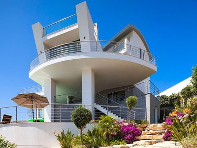 Photo for LUXURY VILLA FOR 8 PEOPLE WITH STUNNING OCEAN VIEWS
