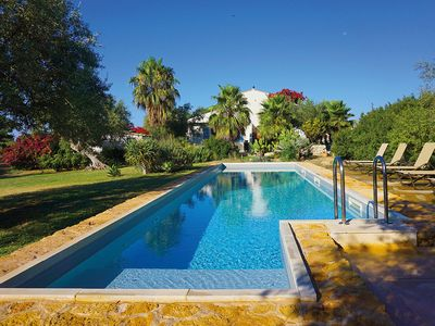 Photo for Noto- Vendicari -Stunning apartment in villa with sea view and  heated pool