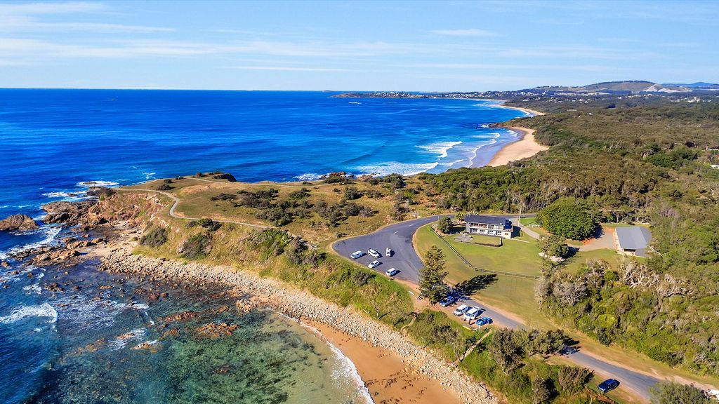 Headland's House - An exclusive oceanview estate