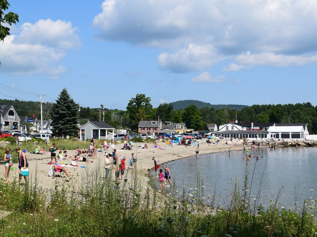 Maine Midcoast Vacation At Lincolnville Bea Homeaway