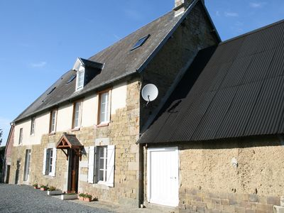 Photo for Very Spacious Newly Renovated 18th Century Farmhouse in Semi Rural Setting