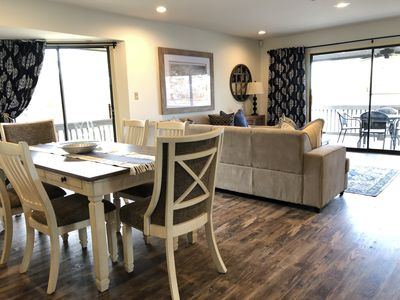 Photo for Newly Remodeled South Shore 2 Bedroom! Sleeps 6! Gorgeous Lake View!