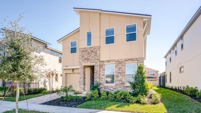 Photo for Modern Bargains - Solara Resort - Welcome To Relaxing 5 Beds 4.5 Baths Townhome - 5 Miles To Disney