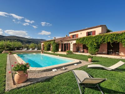 Photo for Superb 4 bedroom House in Grasse (Q4000)