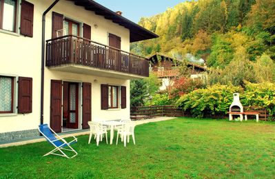 Photo for 3BR Apartment Vacation Rental in Pieve di Ledro, Lombardei