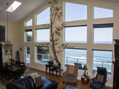 Photo for Stunning, Oceanfront Home w/ Luxurious Details and Unparalleled Amenities