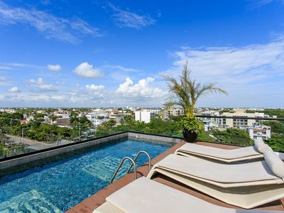 Photo for IT Building 401 - brand new and beautiful apartment - 300 mtrs to the beach