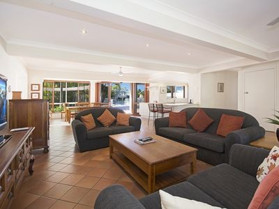 Photo for Water Front Noosa Escape - 15 Mossman Court