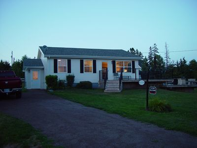 Photo for Summer Home close to golf and beaches only 15 mins to Charlottetown PE