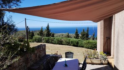 Photo for 2BR House Vacation Rental in Corbara, Corse