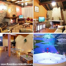 Casas Rurales Florentino for 20 people