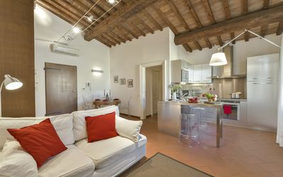 Photo for Terme View - Florence center 1 bedroom