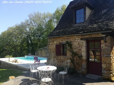 Photo for Charming cottage Montignac Lascaux
