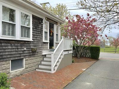 Photo for JULY 21-28th REDUCED RATE FOR IMMEDIATE RENTAL! Walk to MAIN St, AC!WIFI!PARK