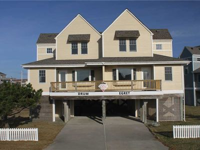 Photo for OCEANVIEW in Buxton w/Easy walk to beach, PetFriendly
