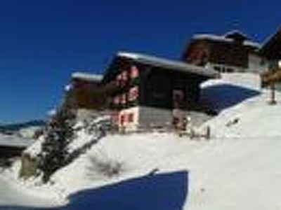 Photo for Apartment Bergrast Parterre in Bettmeralp - 4 persons, 2 bedrooms