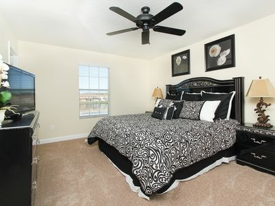 Photo for Minutes Away From Disney, A Vacation You Will Never Forget, 6br 5bath 5* Resort