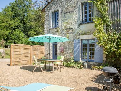 Photo for Holiday cottage in the Loire valley