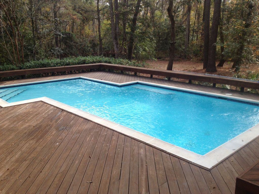 great for large groups private big backyard pool heart of sea