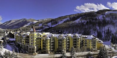 Photo for Ritz Carlton Vail | Presidents Week Luxury 2Br | Best Price!