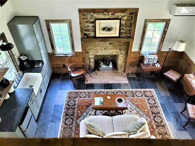 """The Historic Upscale """"Poorhouse"""" at Cardinal Springs"""