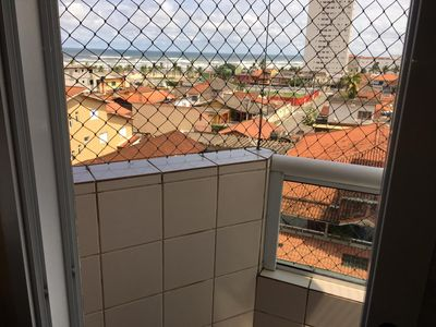 Photo for Apt in Praia Grande 2 bedrooms, living room, kitchen and WC